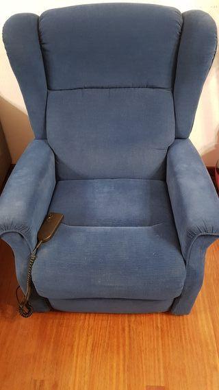 Sillón Orejero reclinable