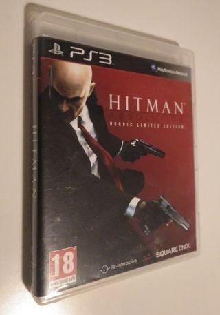 HITMAN ABSOLUTION: VIDEOJUEGO PS3.