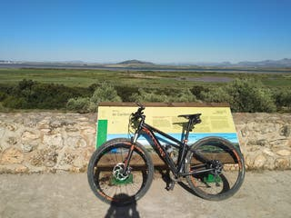 Bicicleta MTB Canyon