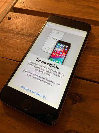 iPhone 6 16 gb gris espacial