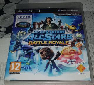 PLAYSTATION ALL-STARS PS3