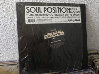Soul Position Hand-Me-Downs