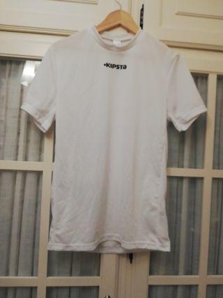 camiseta kipsta