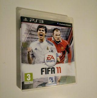 FIFA 11 : VIDEOJUEGO PS3