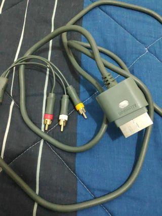 cable euroconecetor Xbox 360