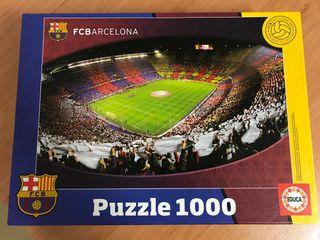 Puzzle FCBarcelona