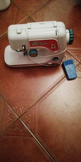 maquina de coser jueguete