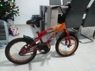 chollo bici infantil gormiti