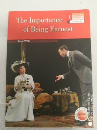 Libro: The Importance of Being Ernest (Inglés)