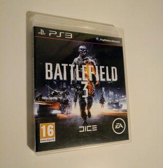 BATTLEFIELD III : VIDEOJUEGO PS3