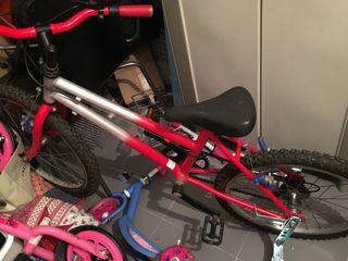 Bicicleta para niños 6-9 años