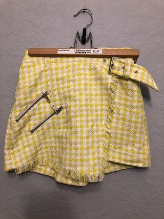 Falda pantalón bershka