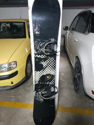 Equipo de snowboard completo Salomon