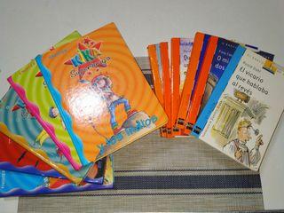 Libros de lectura de El Barco de Vapor