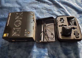 Nikon KeyMission 360 + funda transportadora