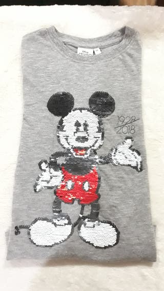 Camiseta Mickey Mouse Infantil