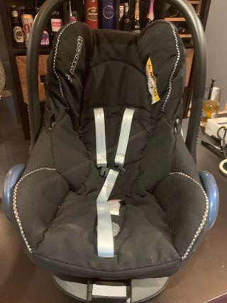 Maxi-Cosi Cabrio Fix y base easy Fix / silla bebe
