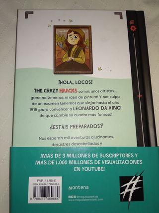 libro infantil The crazy haacks