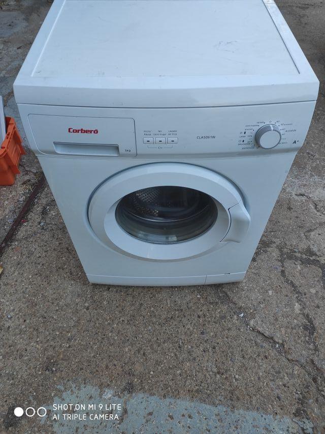 lavadora Corberó