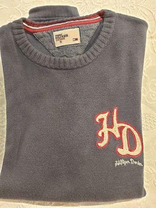 precioso Jersey con las iniciales de tommy hilfi