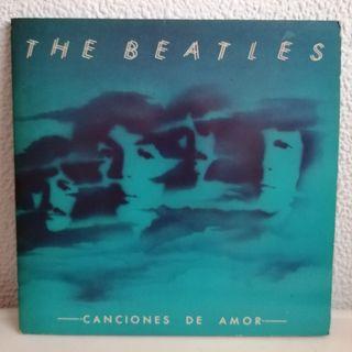 Disco vinilo doble de THE BEATLES