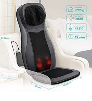 Naipo shiatchu neck and back massager