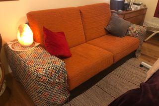 Sofá dos plazas 220x95cm
