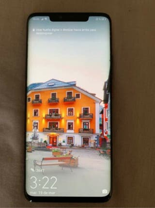 HUAWEI MATE 20 PRO IMPECABLE