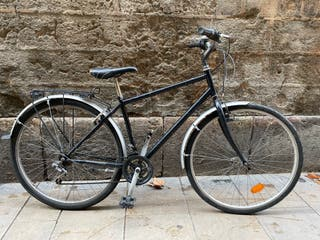 Bicicleta ciudad.