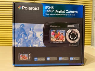 Polaroid iF045 14mp Cámara Sumergible