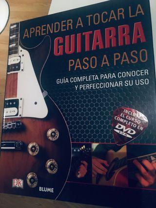 Aprender a Tocar la Guitarra - libro