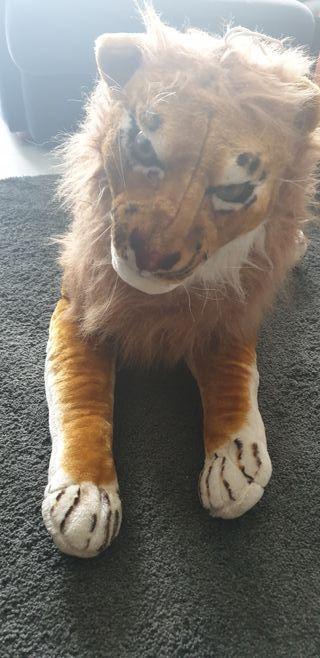 peluche gigante de leon