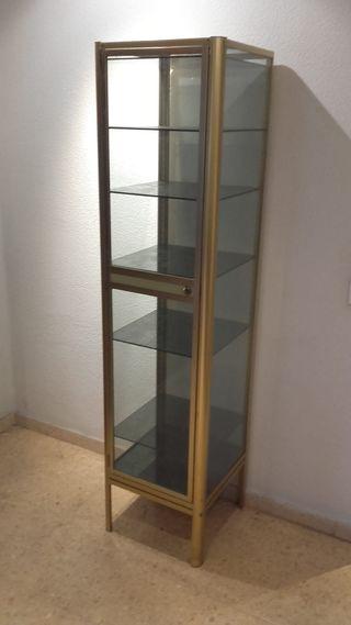armario vitrina expositor