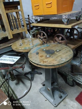 Mobiliario Industrial antiguo