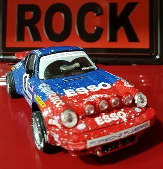 Scalextric Porsche carrera