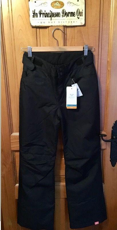 Pantalón y cazadora esquí Roxy