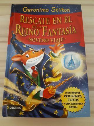 Libro infantil, Gerónimo Stilton
