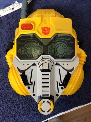 Máscara Transformer