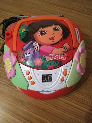 radio CD Dora