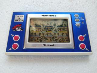 GAME WATCH MANHOLE