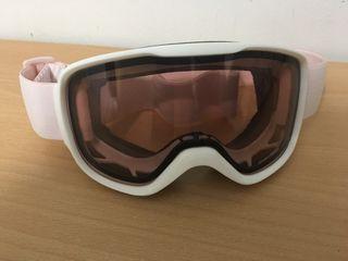 Gafas de esquiar mujer tamaño ajustable elastico