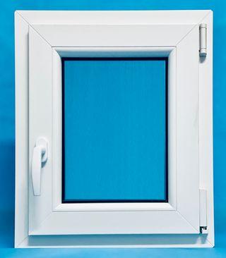 Ventana PVC Baño 500x600 Oscilobatiente Derecha