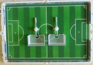 Futbolin Playmobyl