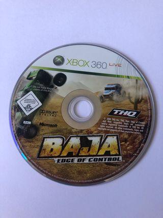 Baja - juego Xbox 360