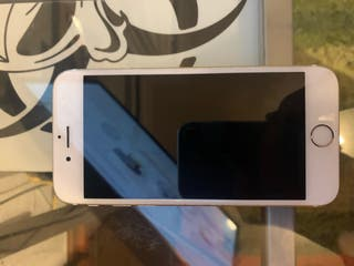 iPhone 6S dorado