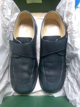 Zapatos niño de primera comunión