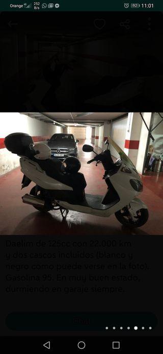 cambio moto 125cc