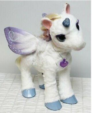 Unicornio StarLily juguete interactivo peluchhe