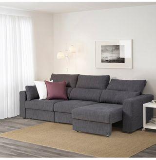 Sofá 3 plazas IKEA ESKILSTUNA