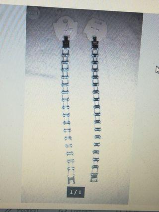 pulsera de acero quirúrgico